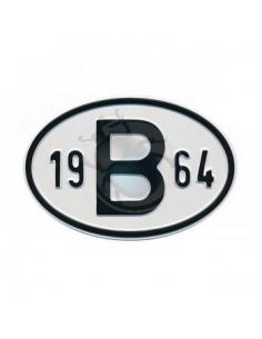PLACA 19 B 64