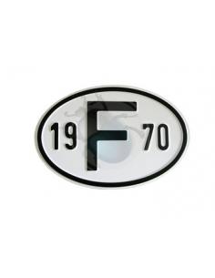 PLACA 19 F 70
