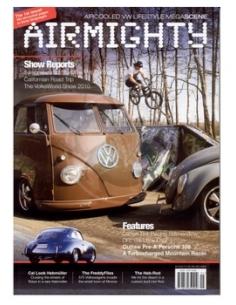 AIRMIGHTY MAGAZINE 01/2010